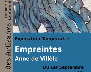 Exposition Anne De Villèle - Rochefort-en-Terre ©