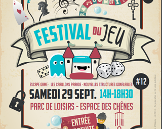 Festival du jeu Crac'h ©
