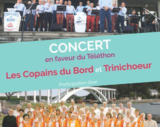 Concert - Téléthon - La Trinité sur Mer  ©