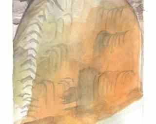 exposition 2020 au site des mégalithes ©