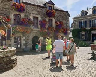 Visite guidée Arzéole - Rochefort-en-Terre ©