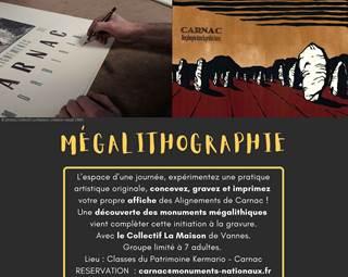 Mégalithographie-Carnac ©