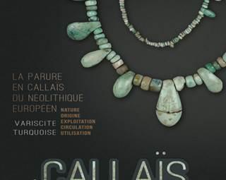 exposition parure en callaïs © musee de prehistoire