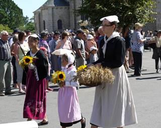 Fête-celtique-Saint-Gildas-Morbihan-Bretagne Sud © BIT Saint-Gildas