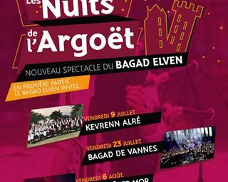 Nuits de l'Argoët - Bagad Elven ©