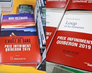 Fête du Livre-Quiberon-Morbihan-Bretagne-Sud © Fête du Livre
