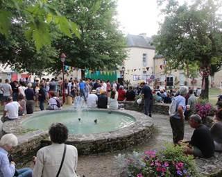 Mardis d'été et de Pays à Malansac - Morbihan Bretagne Sud ©