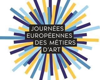 Logo-Journées-des-Métiers-d'Art-Moulin-Pen-Castel-Arzon-Presqu'île-de-Rhuys-Golfe-du-Morbihan-Bretagne Sud © Journées des Métiers d'Art