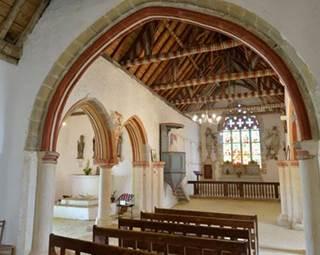 Visite guidée de la Chapelle de Locmaria Landévant - Détour d'Art © OTAC