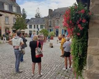 Visite guidée de Rochefort-en-Terre - Morbihan Bretagne Sud ©