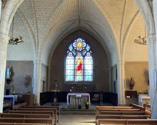 Chapelle saint Théleau © Détour d'Art