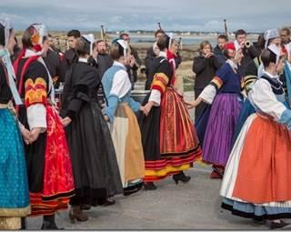 Festival Presqu'île Breizh-Quiberon-Morbihan-Bretagne Sud © Festival Presqu'île Breizh de Quiberon