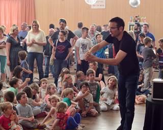 Apéro-concert Erdeven © Amicale Laïque Erdeven
