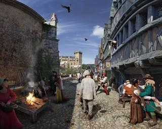 Visite Guidée de St Goustan et Découverte 3D ©
