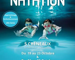 Vacances de la Toussaint au Centre Aquatique Neptilude-Quiberon-Morbihan-Bretagne Sud © Centre Aquatique Neptilude