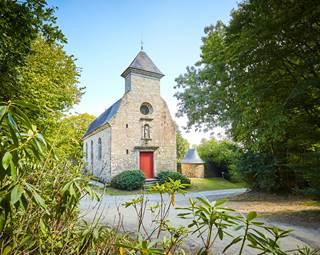 Détour d'Art - Visite guidée de la chapelle Saint-Quirin – Brec'h ©