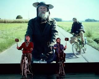 Dans la Peau de Don Quichotte / Compagnie La Corderie ©