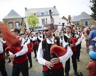 Fêtes-Celtiques-Sarzeau-Morbihan-Bretagne Sud © A. Lamoureux