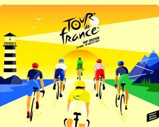 Tour de France 2021 Etape 3 Lorient-Pontivy ©