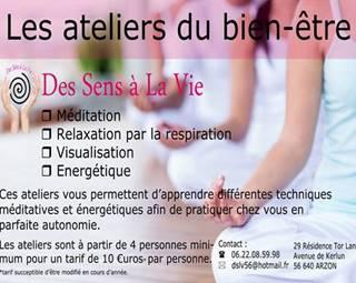 Ateliers-Méditation-Des-Sens-à-la-Vie-Arzon-Presqu'île-de-Rhuys-Golfe-du-Morbihan-Bretagne sud © Benjamin Tourneux