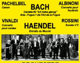 Concert de Paul Kuentz - Locmariquer ©