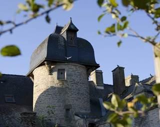 Visite guidée de Questembert - Tour Belmont - Morbihan - Bretagne Sud © M.GROSS