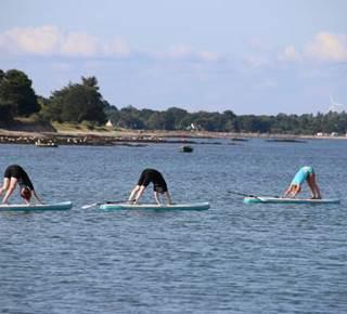 Paddle Yoga - Paddle Fitness