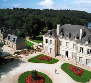 Restaurant Château de Locguénolé