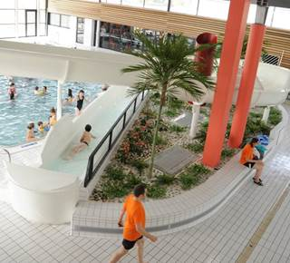Piscine-centre aquatique Beau Soleil