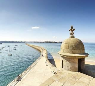 Saint Malo, Dinan et Dinard