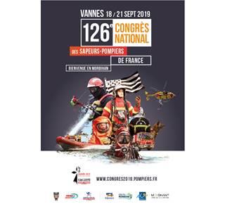 126ème Congrès National des Sapeurs-Pompiers de France