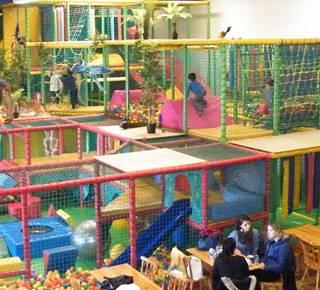 Mayapark - Parc de jeux intérieur