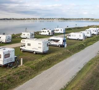 Aire de Camping-Car de Plouharnel