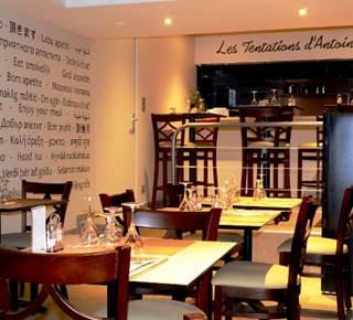 Restaurant Bar Le Cadoudal