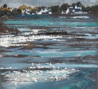 Christiane Rosset - Peintre Officiel de la Marine