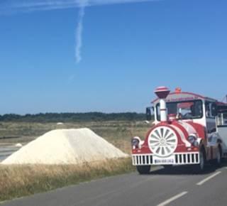 Le petit train des marais salants de Guérande