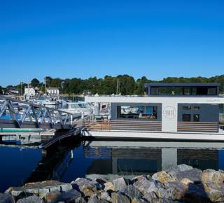 Lodges Boat : Guidel & Larmor-Plage