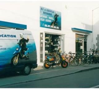 LOCATION DE CYCLES - CYCLO TOURS