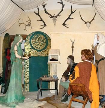 Scene de l'exposition