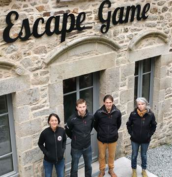 Escape Game Moulin Neuf Aventure - Morbihan Bretagne Sud