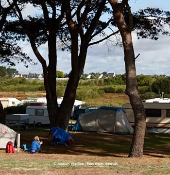 camping-Falaise-locmariaquer-morbihan-bretagne-sud