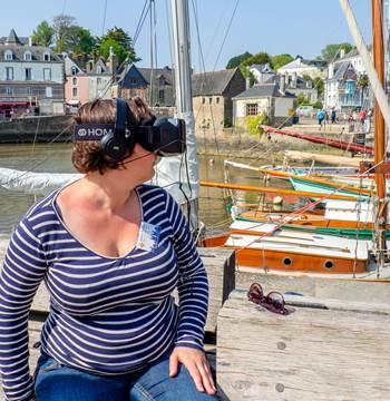 Immersion VR à Auray en 1480