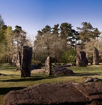 Archéosite - Les Mégalithes de Monteneuf - Morbihan Bretagne Sud