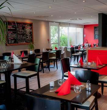 hôtel ibis vannes restaurant