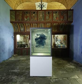 Adam Jeppesen, Works, Chapelle de la Trinité, Cléguérec