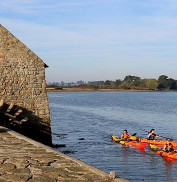 Gîte-contre-gîte-Le Bono-Golfe-du-Morbihan-Bretagne sud