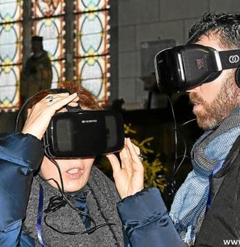 Visite 3D Saint-Goustan - Lambert Tourisme