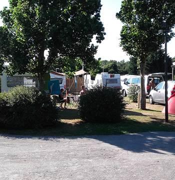 Camping de La Croix Neuve - Nivillac - Tourisme Arc Sud Bretagne