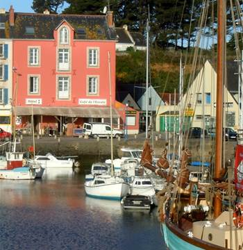 Hôtel Escale - Ile de Groix - Lorient - Groix - Morbihan Bretagne Sud