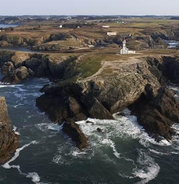 Pointe des poulains - Sauzon - Belle-Ile - Morbihan Bretagne Sud